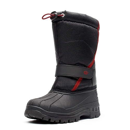 1581d83f765 Botas de Nieve para niños Botas cálidas de Invierno Zapatillas de Deporte  de Felpa de Moda Zapatillas de Deporte Impermeables Niñas Niños Botas  Martin  ...