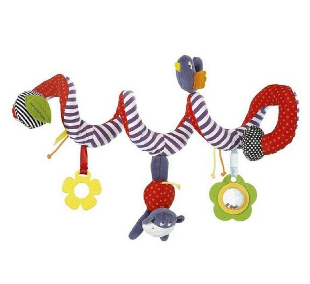 Juguete móvil para bebés, de la maraca Jysport, con peluches ...
