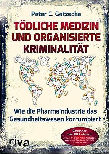 Buch: Tödliche Medizin und organisierte Kriminalität: