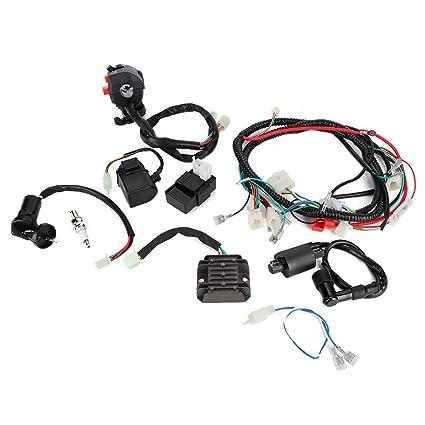 Conjunto de arnés de cableado, Akozon conjunto de CDI de cable ...