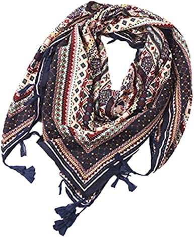 Staron Women Scarves Clearance Lightweight Square Shawl Wrap Scarf Soft Scarves