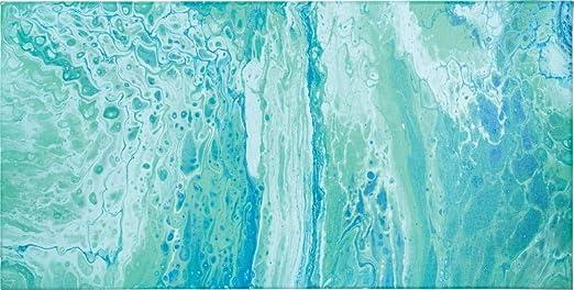 American Crafts Color Pour Art Pre-Mixed Pouring Paint Kit - Tidal Wave - 4oz Bottle, 4-Piece Pack: Amazon.es: Hogar