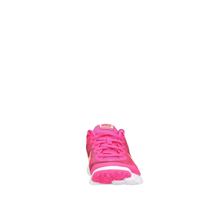 NIKE   Flex Premium, Experience Run 4 Premium, Flex Pantofole Donna Rosa, Fuxia, Salmone d3370e