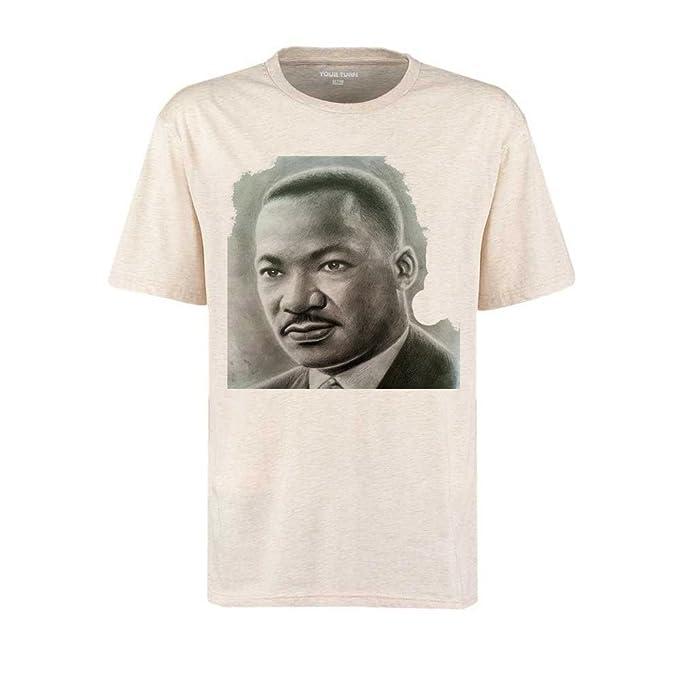Amazon Com Palalula Men S Martin Luther King Jr Tribute T Shirt