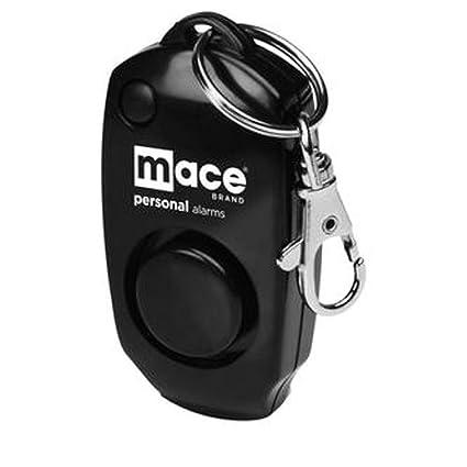Amazon.com: Mace marca Alarma Personal Llavero, Negro ...