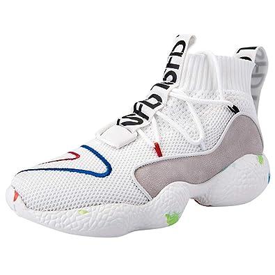 Scarpe Uomo Sportive Traspirante Sneakers Uomo Alte Scarpe Uomo Sportive Scarpe Ginnastica Uomo Alte Escursionismo Scarpe da Corsa Uomo Scarpe Uomo