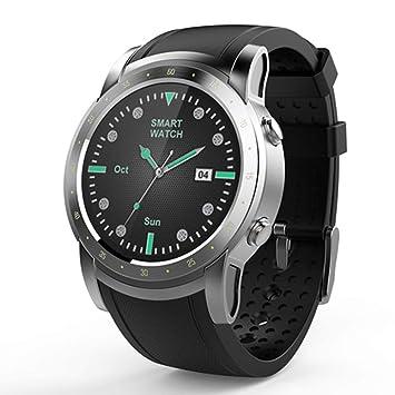 WTYCHS Monitores de Actividad Smart Watch Men Tarjeta SIM 3G ...