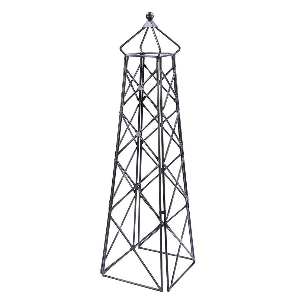 Lovely Trellis Obelisk Part - 11: Amazon.com