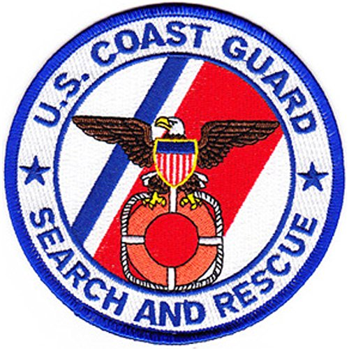 Search And Rescue Patch SAR-1