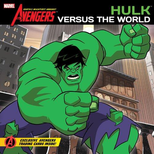 The Avengers: Earth's Mightiest Heroes!: Hulk Versus the World