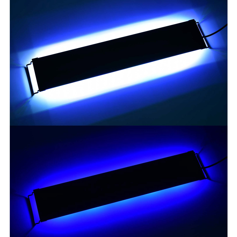 Kzkr Upgraded Aquarium Led Light Full Spectrum 24 Quot 32