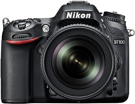 Nikon D7100 - Cámara réflex digital de 24.1 Mp (pantalla 3.2 ...