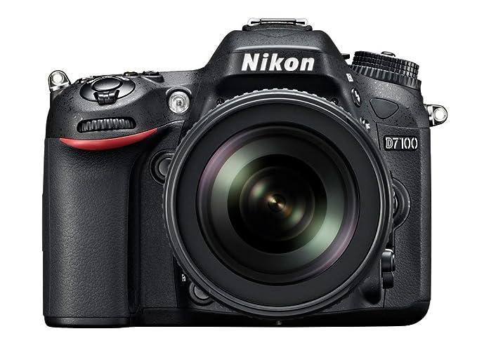 Nikon d slr digitalkamera zoll kit inkl af s amazon