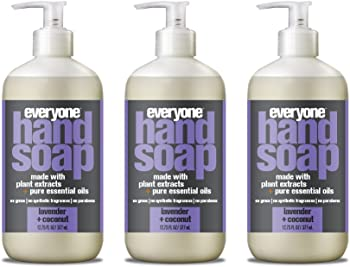 3-Count Everyone Hand Soap, Lavender and Coconut