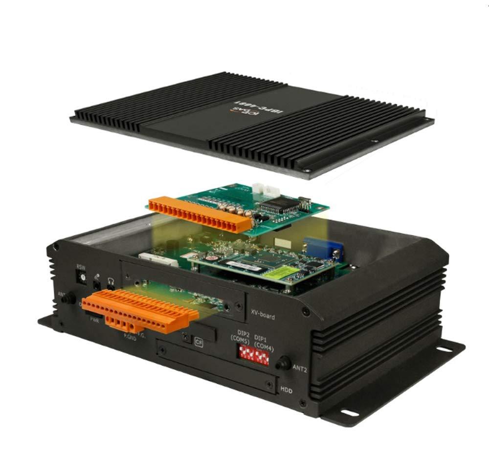 ICP DAS USA's iBPC-4081 工業用ファンレス埋め込みボックス PC インテルAtom E3845 CPU付き B07PBD2S4P