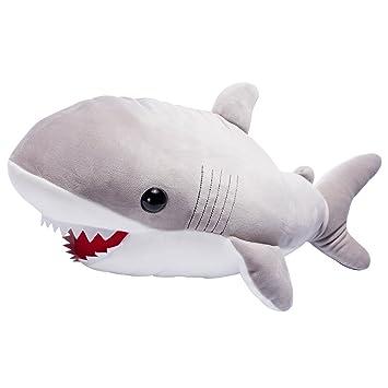 Amazoncom 255 Shark Stuffed Animals Neat Soft Large Body