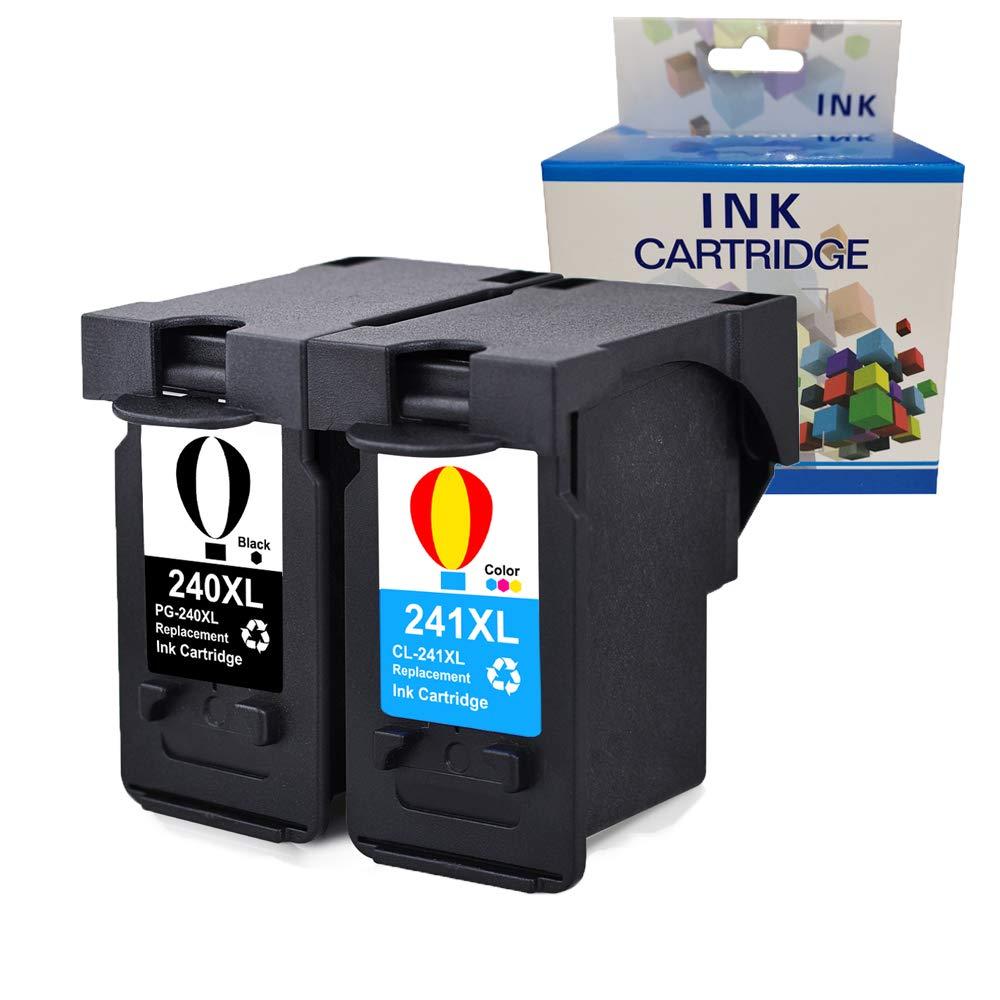 Cartucho Alternativo Canon 240XL 241XL 2 Un. A1INK
