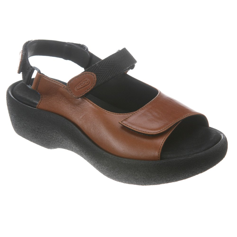 Wolky Comfort Jewel B003VA6V18 37 M EU|Brandy Leather