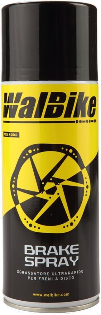 BRAKE SPRAY, limpiador desengrasante para limpiar el freno de disco de la bicicleta: Amazon.es: Deportes y aire libre