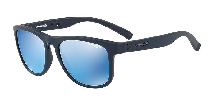 Arnette 0AN4252, Gafas de Sol para Hombre, Blue Rubber, 56