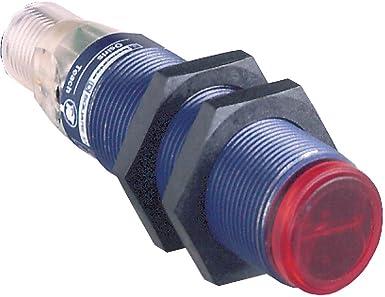 Telemecanique psn - det 41 07 - Detector proximidad pnp conector contacto cerrado plastico recto función