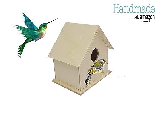 Arte Directo Casas Para Pájaro Nido Para Pájaros Casa De