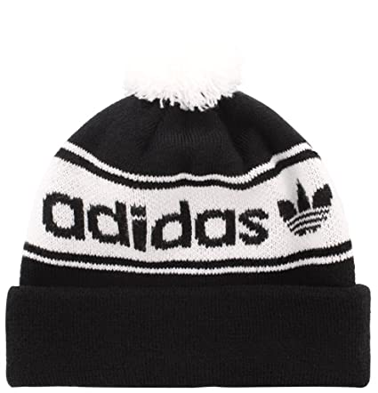 1c372317235 Amazon.com  adidas Men s Originals Pom Beanie