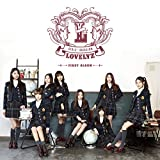 LOVELYZ [GIRLS INVASION] 1st Album CD+Photobook+2p Photocard+Tracking Number K-POP SEALE