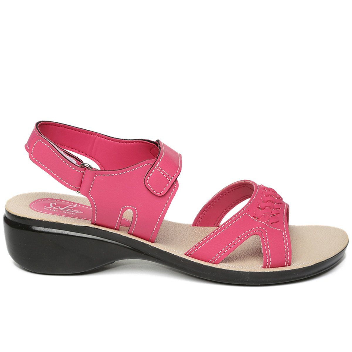 05faeadff09f7 PARAGON SOLEA Women's Pink Sandals