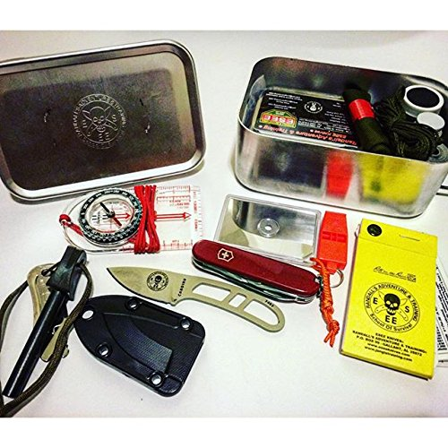 ESEE-Large-Tin-Survival-Kit