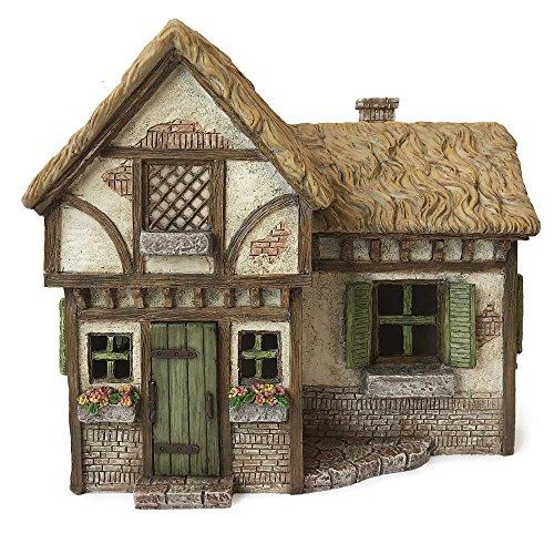 Bristol House for Miniature Garden, Fairy Garden free shipping