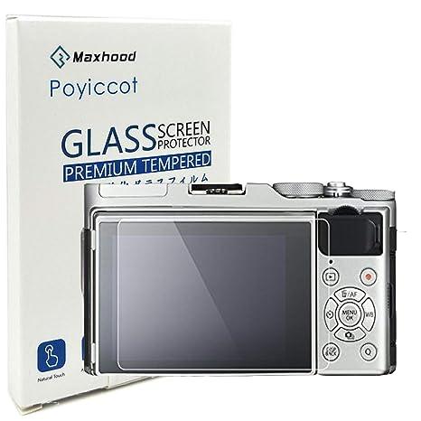 Fujifilm x-a3 sin espejo templado protector de pantalla de cristal ...