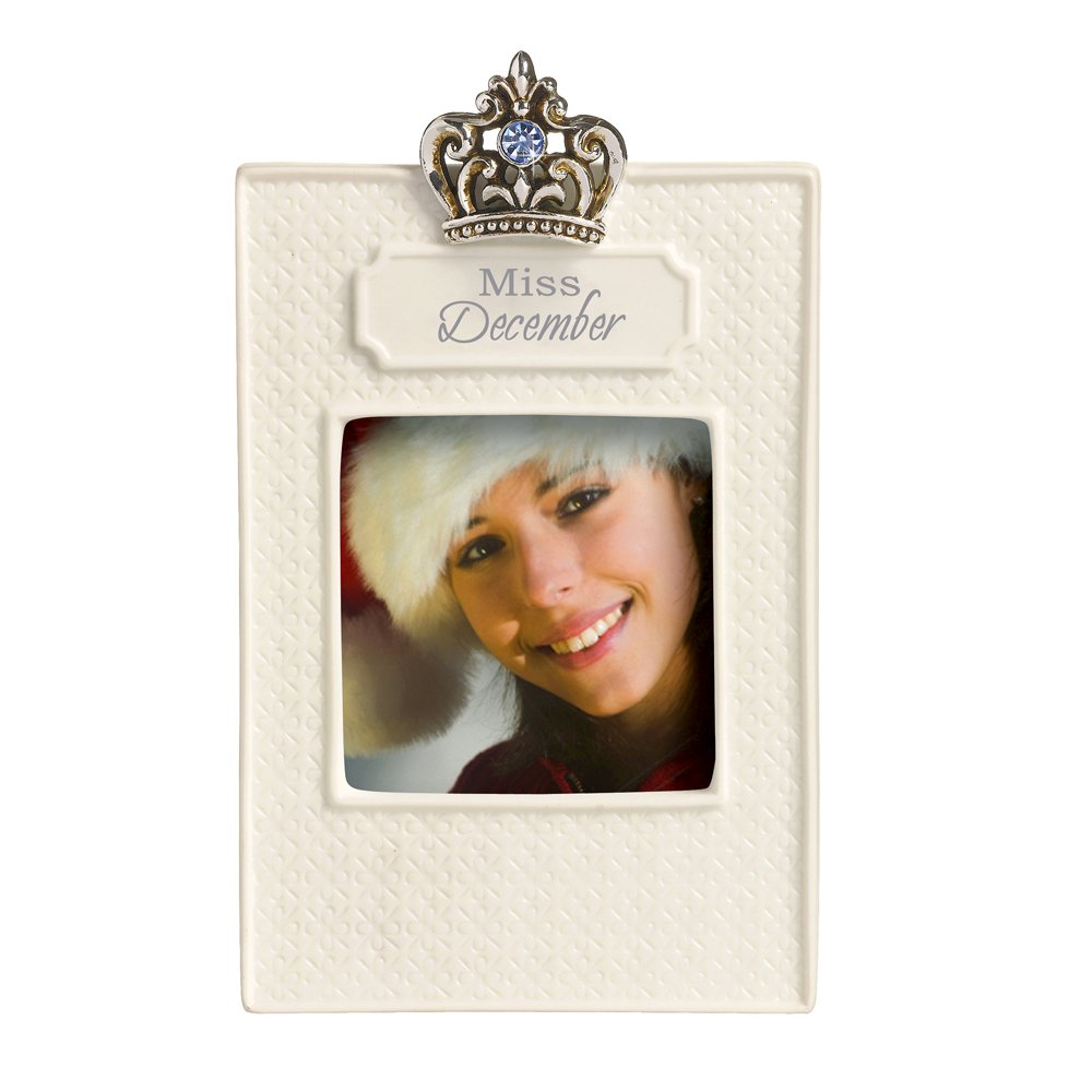 Grasslands Road Everyday Life Photo Frame, Miss December, 2.5 by 2.5-Inch by Grasslands Road