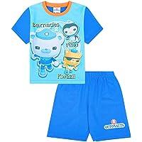Pijama corto para niños de 3 a 6 años Banracles Peso Kwazii