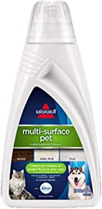 BISSELL 2550 Multi-Surface Pet Formula Cleaning, Nylon/A