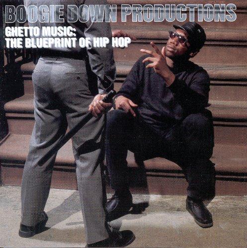 Ghetto Music - Boogie Cd