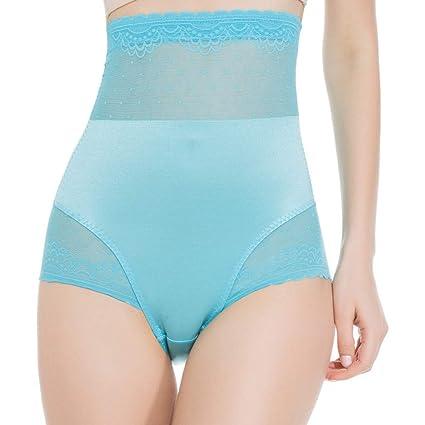33475c61d8f Amazon.com  Mbtaua Women Body-Shaping Lingerie Sexy Lace Bottom Pant ...