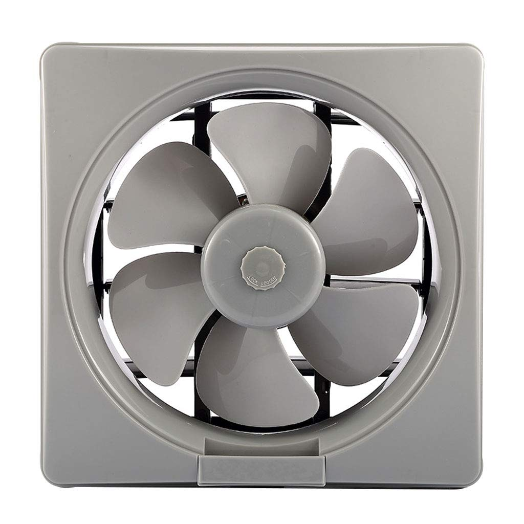 Moolo Exhaust Fan, Low Noise, Large Wind Louvered Bathroom Ventilation Fans by Moolo (Image #3)