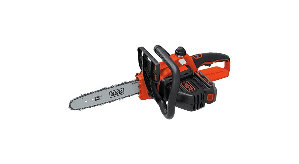 Black And Decker Lcs1020 20v Chainsaw Review