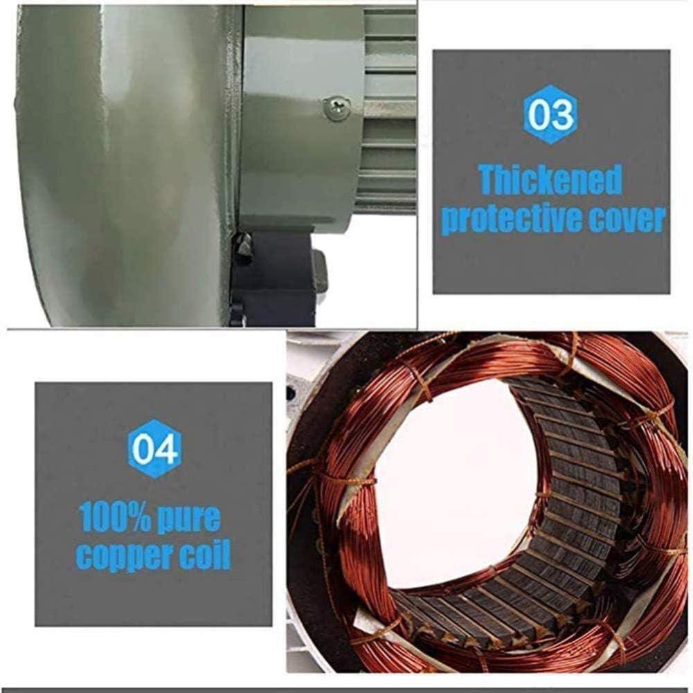 Ventilateur Grill ventilateur charbon Cheminée Starter BBQ, ventilateur-fumeurs, barbecue et souffleries, supporteur de l'industrie de la pompe centrifuge, pour barbecue combustion châtea. 250w