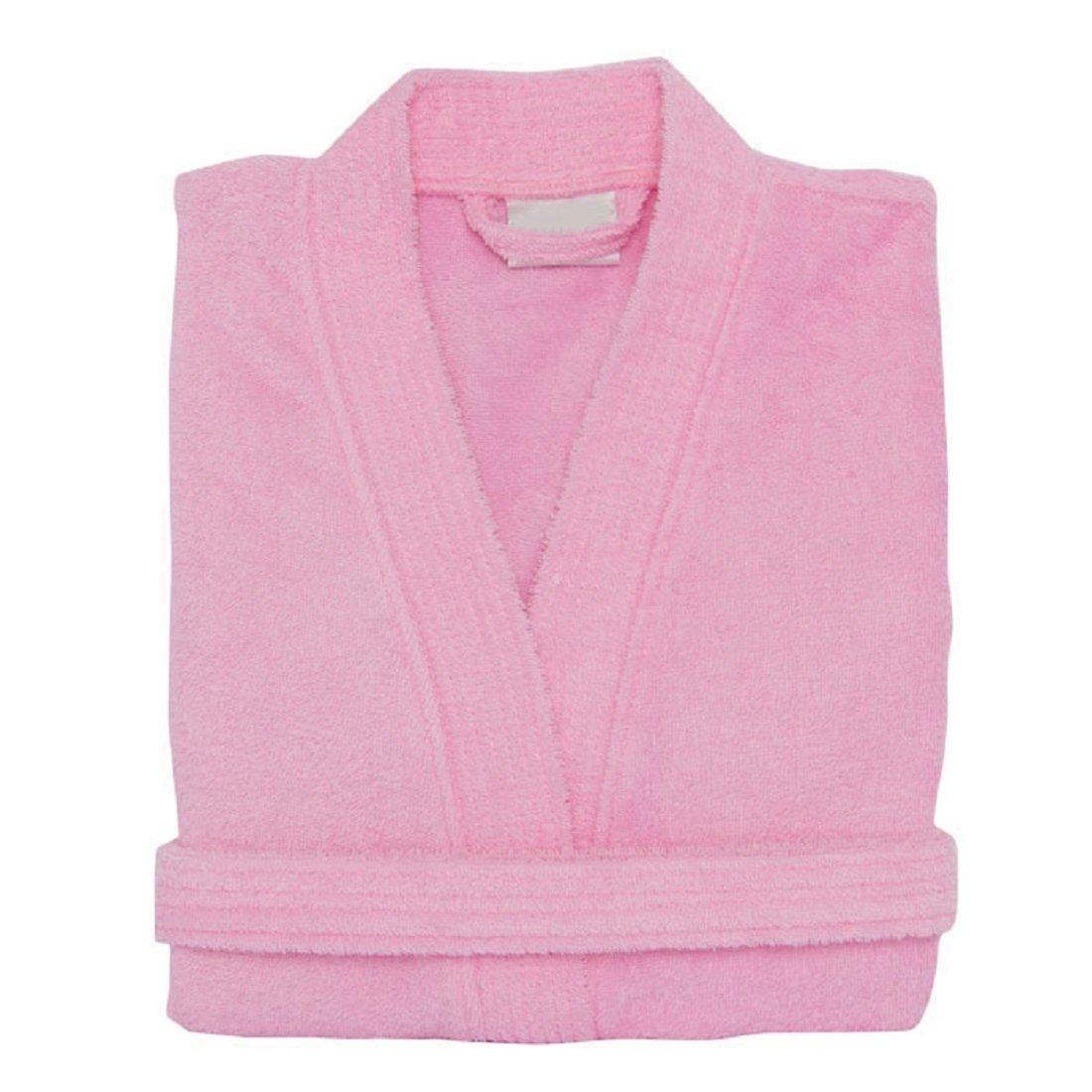 Mirko Terry Cloth Bathrobe/%100 Cotton Mens Womens Robe Best Gift for Her