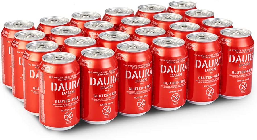 Daura Damm (24 latas de 33 cl)