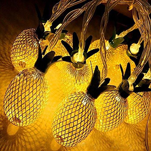 Bamboo Tiki Garden String Lights Set 10 - 2