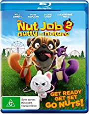 The Nut Job 2: Nutty By Nature, BD