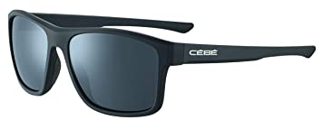 Cébé Baxter Gafas de Sol Adultos Unisex Soft Touch Black ...