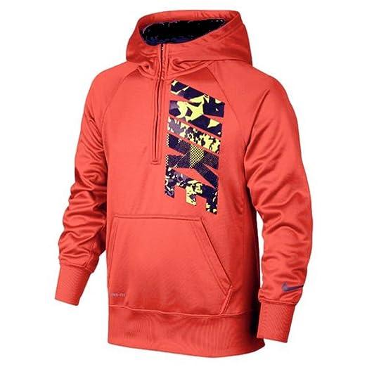 9412b9a206 Amazon.com  Nike Boys  KO 3.0 1 2 Zip Training Hoodie