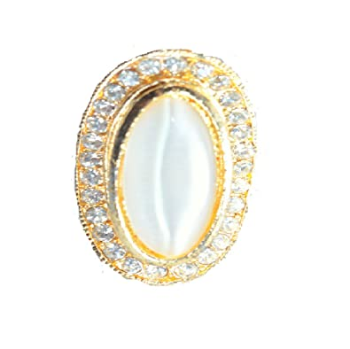 i swarovski white sale rings gold pm herjewellery htm ring plated end crystals stylish