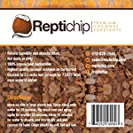 ReptiChip Premium Coconut Reptile Substrate, 72 Quarts, Perfect for Pythons, Boas, Lizards, and Amphibians 10