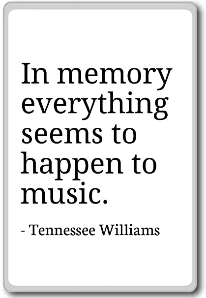 Amazoncom In Memory Everything Seems To Happen To Tennessee
