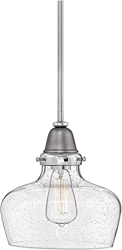 Hinkley Academy School House Glass Pendant Light